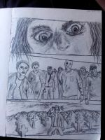 Zombies/The End by 666mephistopheles