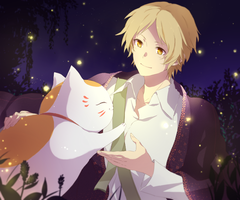 Natsume by IExLibrisI