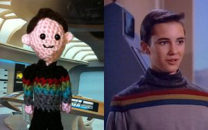 Li'l Trekkies - Wesley Crusher by smapte