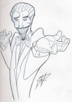 cynical joker by Fraven