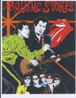 Rolling Stones by RoyPrince