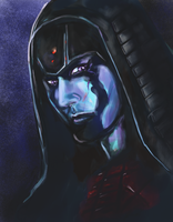 Ronan the Accuser by u-yasuk
