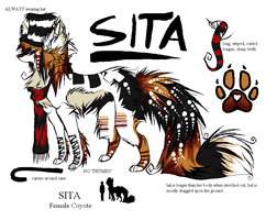.:X SITA X:. by SitaMuffin