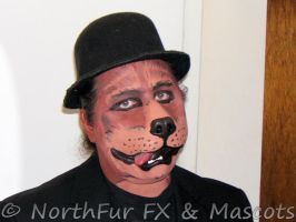 Small Dog Muzzle by NorthFurFX