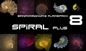 Spiral Plus flamepack by AndreiPavel