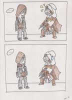 Ezio and Alex part2 by ufficiosulretro