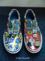Doctor Who Shoes (1) by MiasmaMelody