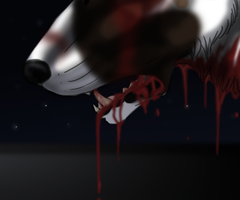 Bloody Mess by Lelizadith