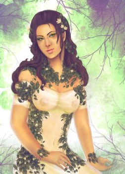 Commission- Krisonna by Lilith-the-5th