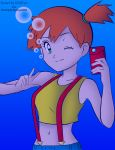 Misty, The Tomboyish Mermaid by streetgals9000