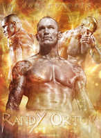 Randy Orton: The Apex Predator by PainSindicate