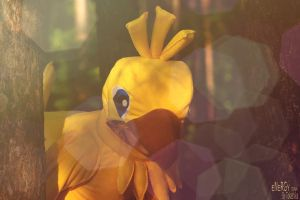 Chocobo Forest by NightNike