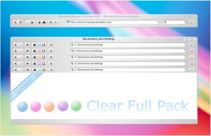 Clear Styler by MesmericDesign