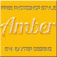 FREE PHOTOSHOP STYLE -- EVA BAXTER DESIGNS by EvaTakesNoPrisoners