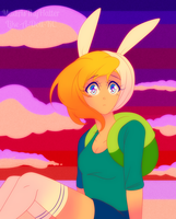 Fionna by MadAsThyHatter
