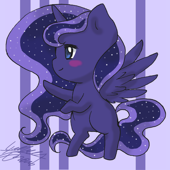 Chibs Luna by Midnameowfries