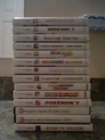 My 3DS Collection by Animekid0839