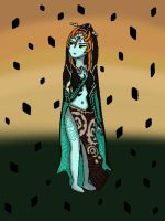 Midna true form by Melodys-TARDIS