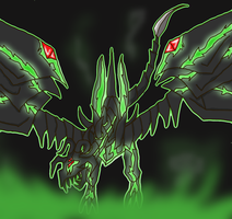 Red-Eyes Corruption Dragon-Final by pika247