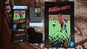 Mike Tyson's Punch-Out!! Black Box by vladictivo