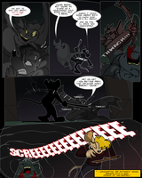 Keeping Up with Thursday, Issue 14 page 22 by AaronsArtStuff
