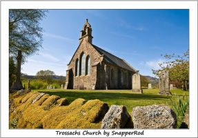 Trossachs Church by SnapperRod