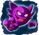 Haunter by meguland