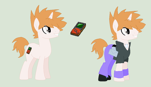 {PONIFICATION} Gary Oak or Blue by sparkIinq