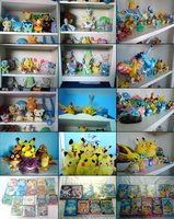 My Pokemon Collection by LugiaSilver