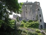 Blarney Castle and Watchtower by astroqueen67