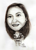Tita Faye Portraiture by margemagtoto