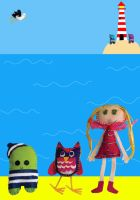 Childrens Book Illustrations by Aimz09