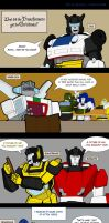 Merry Christmas - 2013 by Comics-in-Disguise