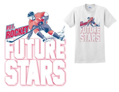 Future Stars Tee by StepFar