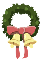 Canterlot Christmas Wreath by Liamb135