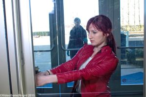Katsucon 2015 - Claire Redfield(PS) 10 by VideoGameStupid