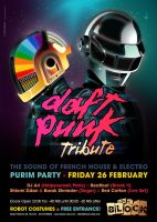 Daft Punk Tribute by prop4g4nd4