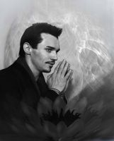 Jonathan Rhys Meyers by Queensrain