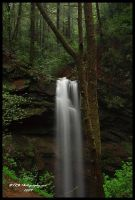 The Fall at White Oak Sink by TRBPhotographyLLC