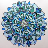 circle card 62 by Lou-in-Canada