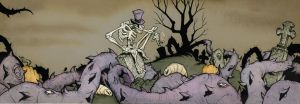 MORTIMER: ASHES TO ASHES 2007 by GrisGrimly