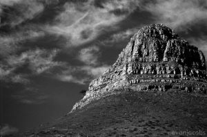 Lion's Head by evanjacobs