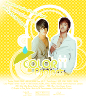 POSTER YUNJAE FICTION by OumBoJae
