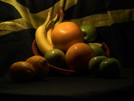 Still Life Fruits by BLACKROUSE-1501