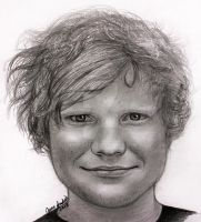 Ed Sheeran by jardc87
