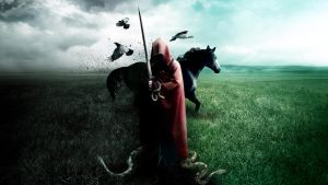 The Horseman Wallpaper by yeartothisday