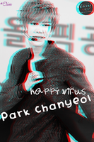 EXO-K Chanyeol Edit [PNG] 04 by xElaine