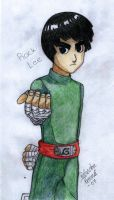 Rock Lee by systemgirl