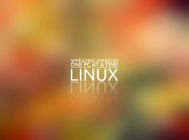 Linux Colorful Wallpaper - Freedom by Glenn1794