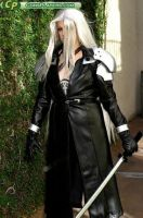 FFVII Cosplay: Sephiroth by dragonheart